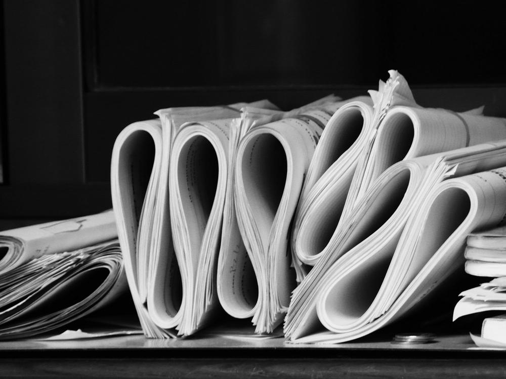 http://pixabay.com/en/paperwork-office-paper-tray-315083/