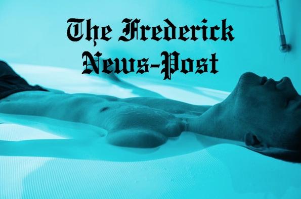 Frederick News Post Floats At Regenerate Float Center