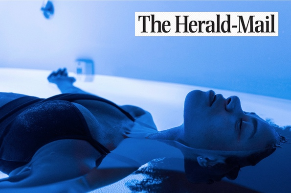HERALD MAIL REGENERATE FLOAT THERAPY