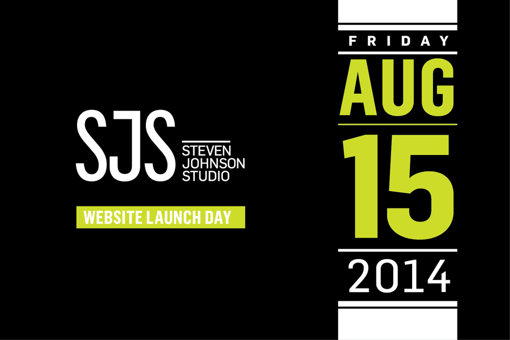 SJS Web Launch Day
