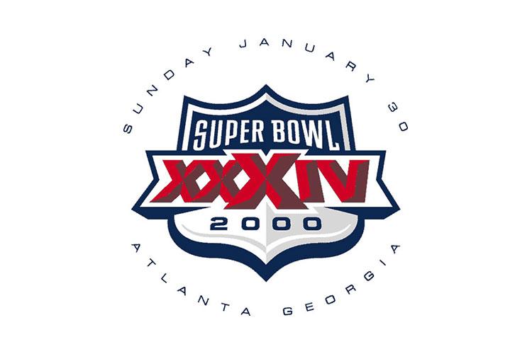 Atlanta, GA | The Georgia Dome | 2000 | St. Louis Rams defeat Tennessee Titans