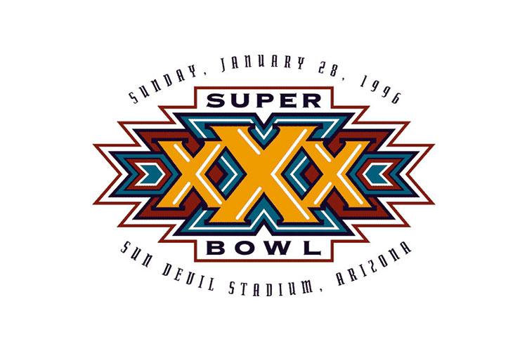 Tempe, AZ | Sun Devil Stadium | 1996 | Dallas Cowboys defeat Pittsburgh Steelers