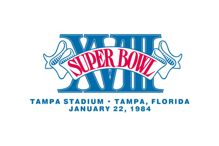 Tampa, FL | Tampa Stadium | 1984 | Oakland Raiders defeat Washington Redskins