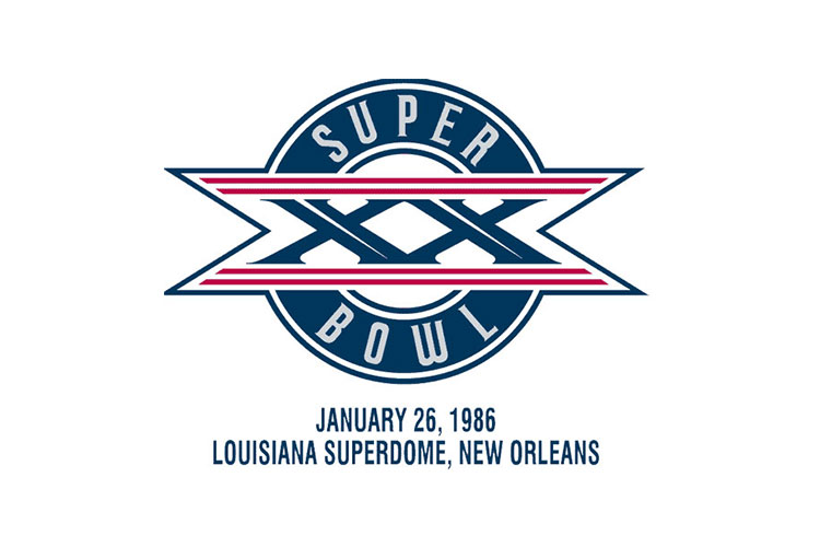 New Orleans, LA | Superdome | 1986 | Chicago Bears defeat New England Patriots