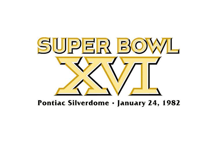 Pontiac, MI | Pontiac Silverdome | 1982 | San Francisco 49ers defeat Cincinnati Bengals