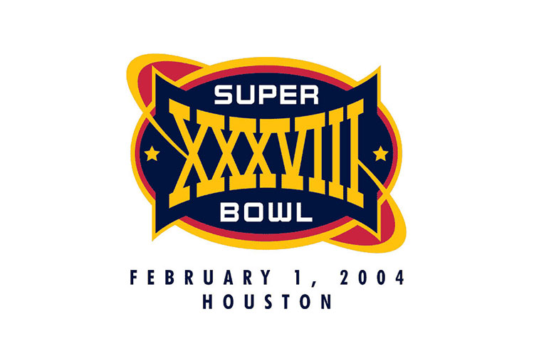 Houston, TX | Reliant Stadium | 2004 | New England Patriots defeat Carolina Panthers