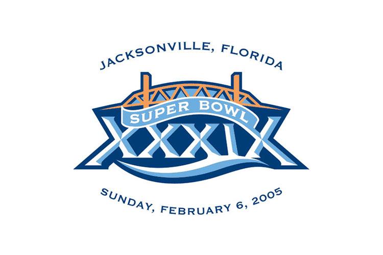 Jacksonville, FL | Alltel Stadium | 2005 | New England Patriots defeat Philadelphia Eagles