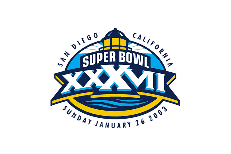 San Diego, CA | Alltel Stadium | 2003 | Tampa Bay Buccaneers over Oakland Raiders
