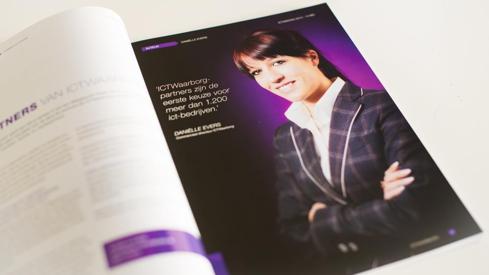ICTVakdag Magazine 2013