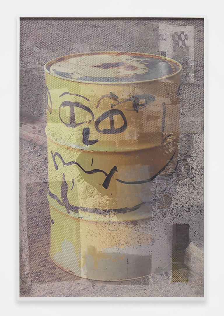 Happy Can-Per<br>4' x 6'<br>2014