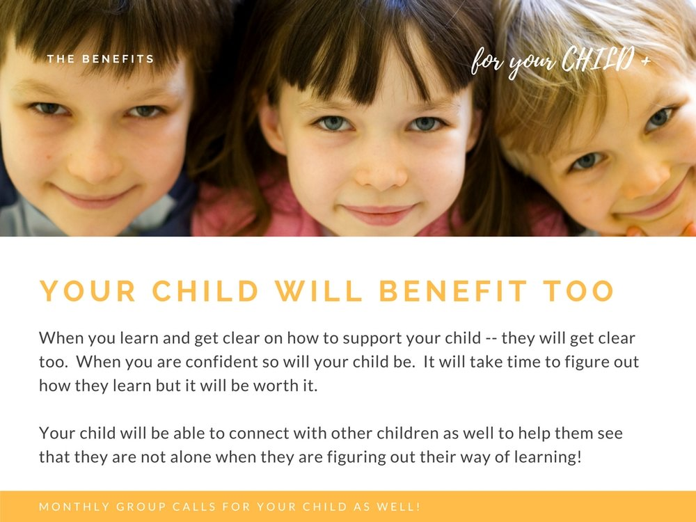 What are the benefits for your child with the Learn Their Way Membership?