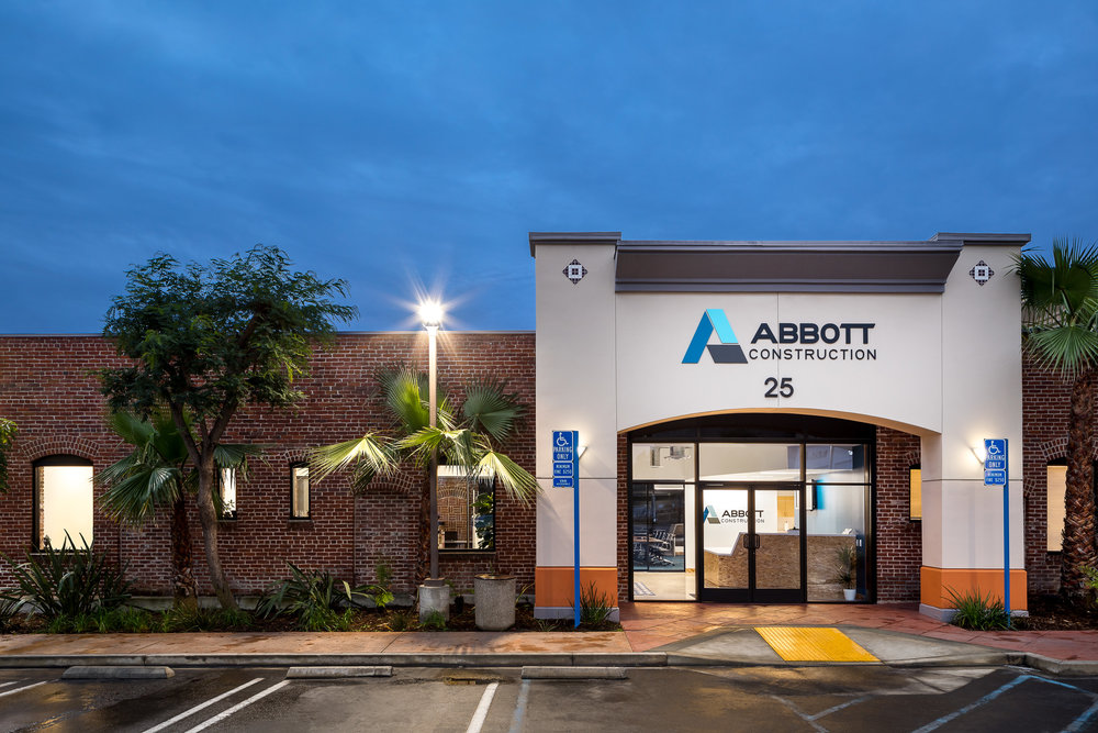 Abbott Construction's New Office Space