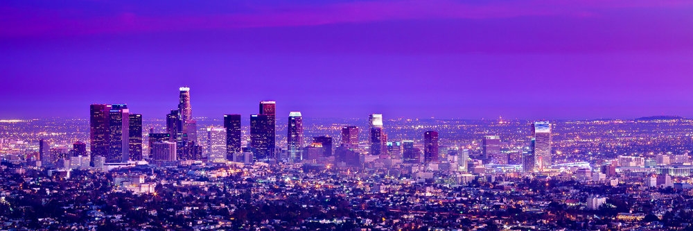 Last Glimmers of Light - Los Angeles
