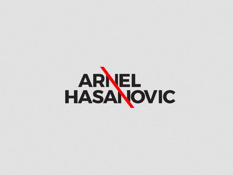 ArnelHasanovicLogo