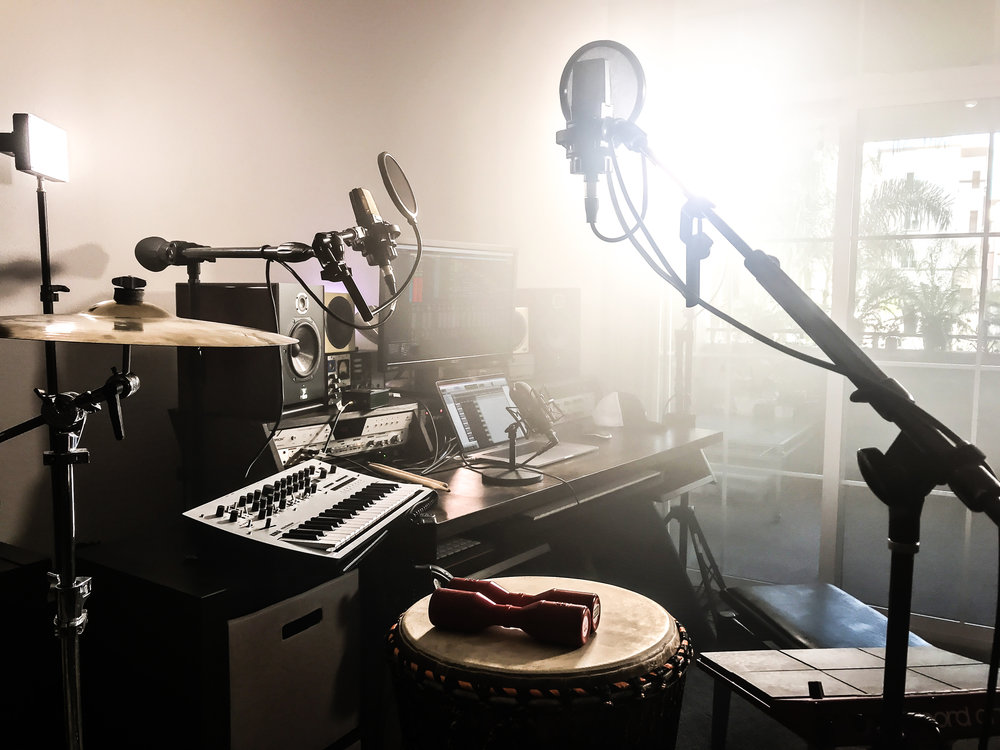 Made for Hits - Our San Diego based production studio.Learn More >>