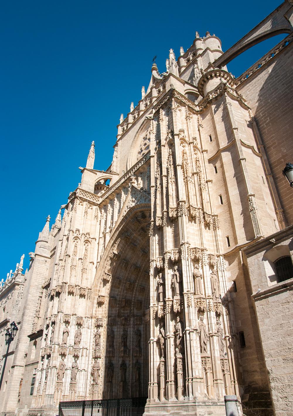 Seville Cathedral (Catedral de Santa María de la Sede)