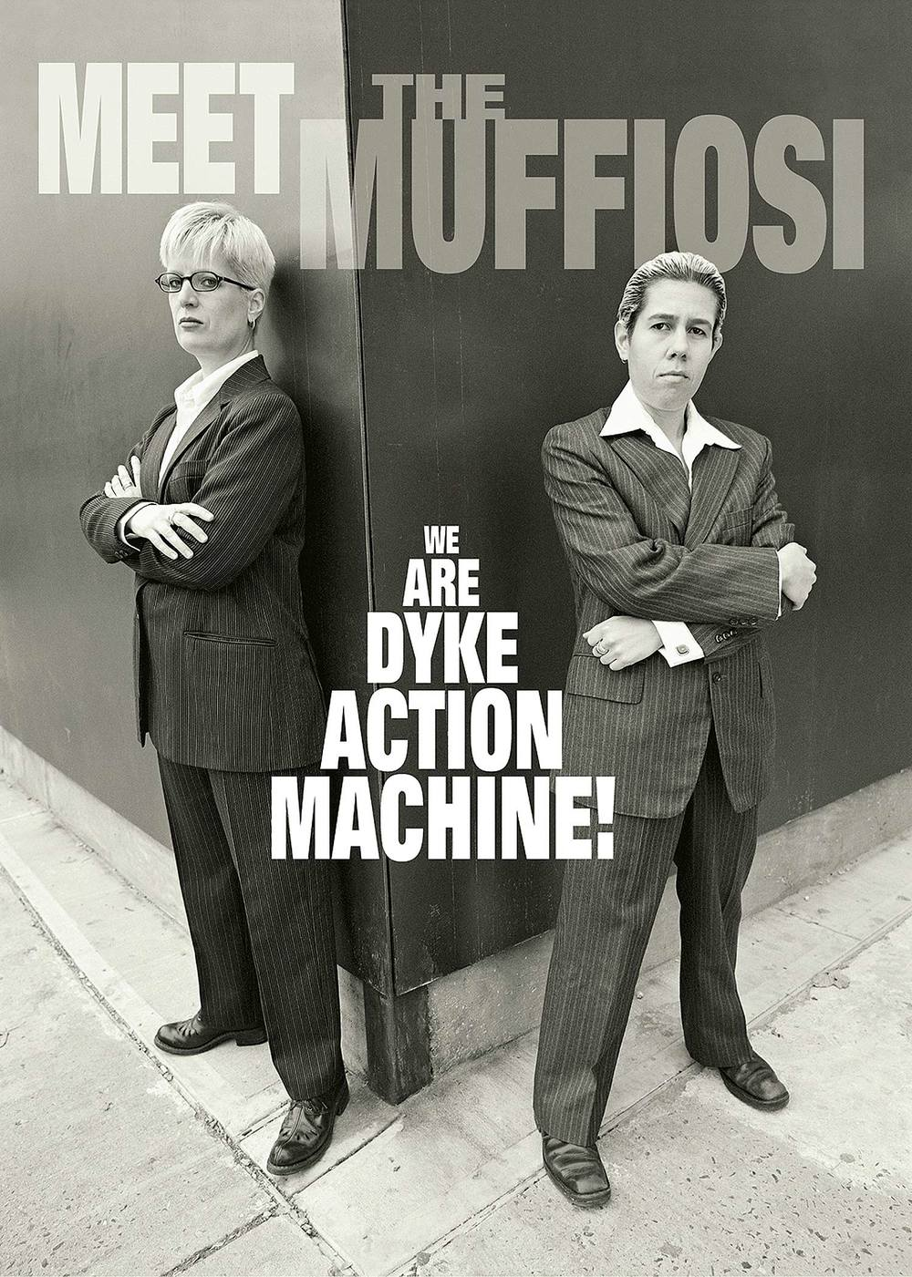 Dyke Action Machine! (DAM!)