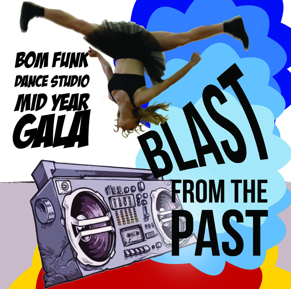 'Blast from the Past' Midyear Gala video on USB ~ $30 Pick up Only