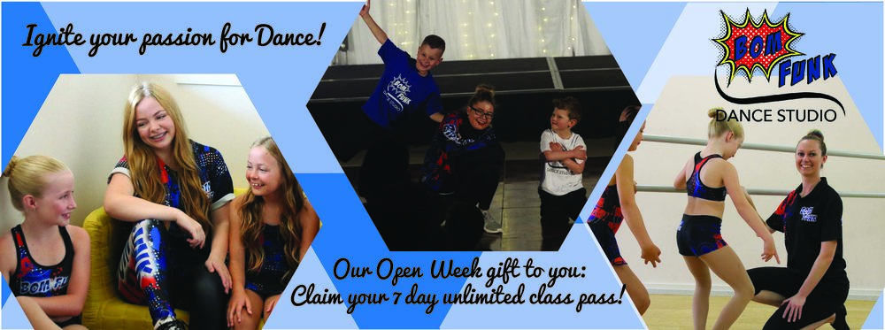 Thank you to everyone who attended our first 2018 Open Week!     OUR NEXT OPEN WEEK:  Monday 30th April- Saturday 5th May 2018 (Week 1, Term 2)   2018 TIMETABLE    What Age group should I choose?  ~We recommend selecting the age group that your child is turning in the calendar year. Children with very late birthdays (Oct, Nov, Dec) may be better to start first semester in one level and move to the next level for the second Semester. If you are unsure, please  contact us  and we'd be happy to advise you further.