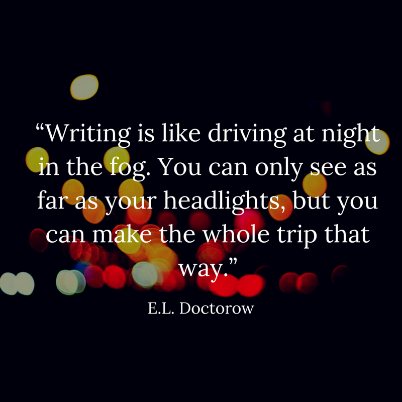EL Doctorow quote