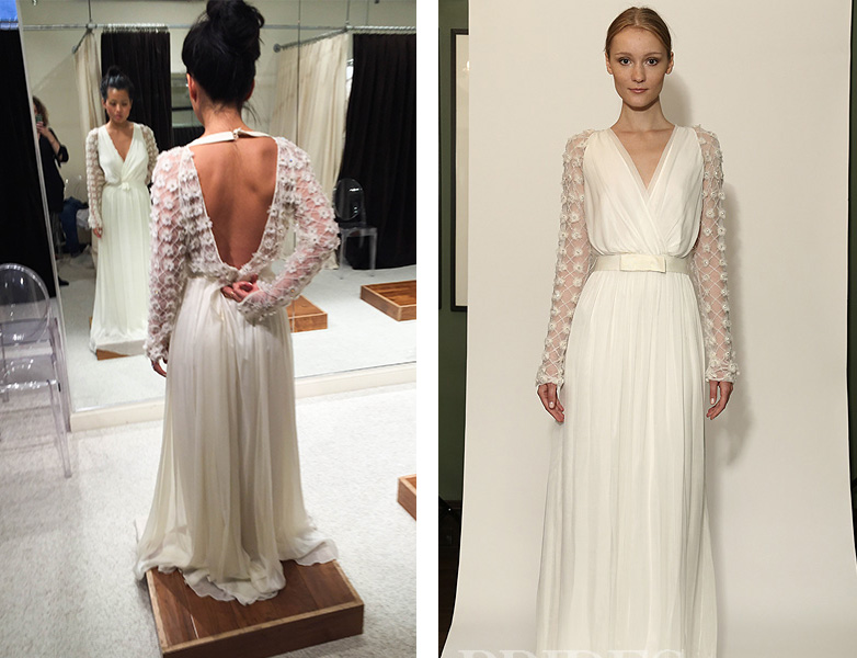 Temperley Leigh Gown