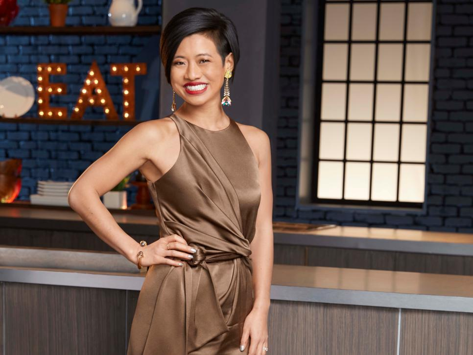Jess Tom Food Network Star headshot