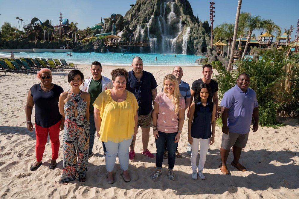 Food Network Star Season 14 full cast