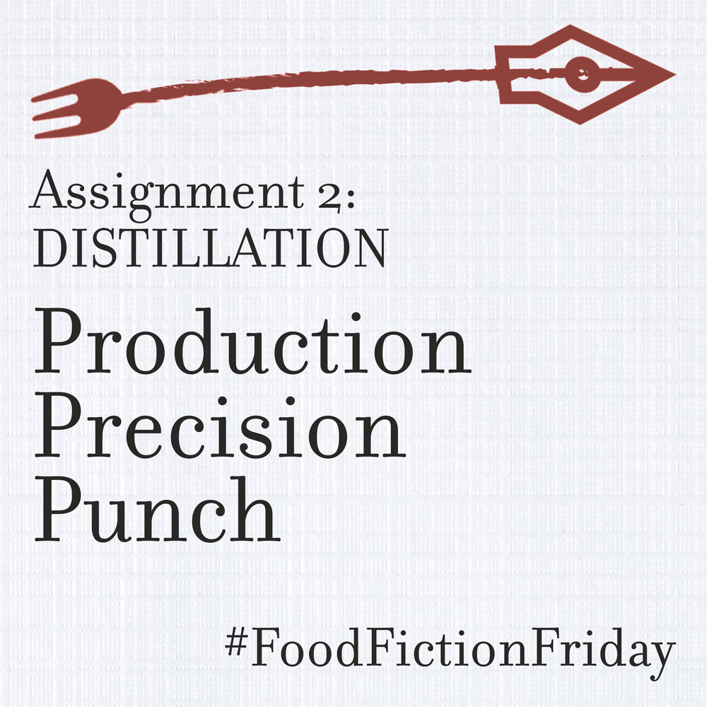 Food Fiction Friday