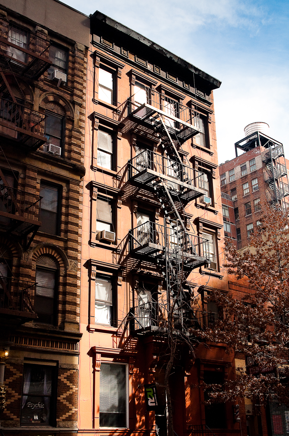 Chelsea Fire Escape  , Chelsea, New York, NY