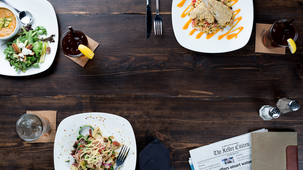 Dallas Fort Worth Food Photography, Beverage Photography