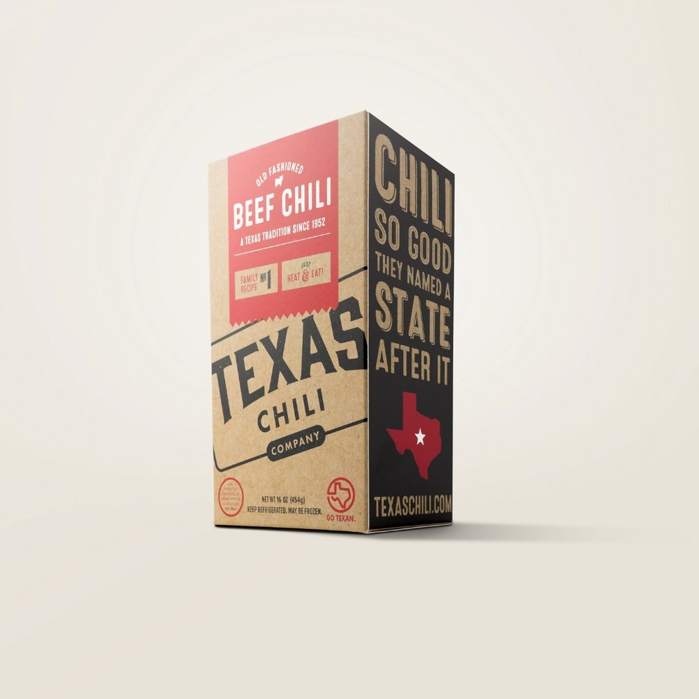 COMMERCIAL PRODUCT PHOTOGRAPHY FOR TEXAS CHILI