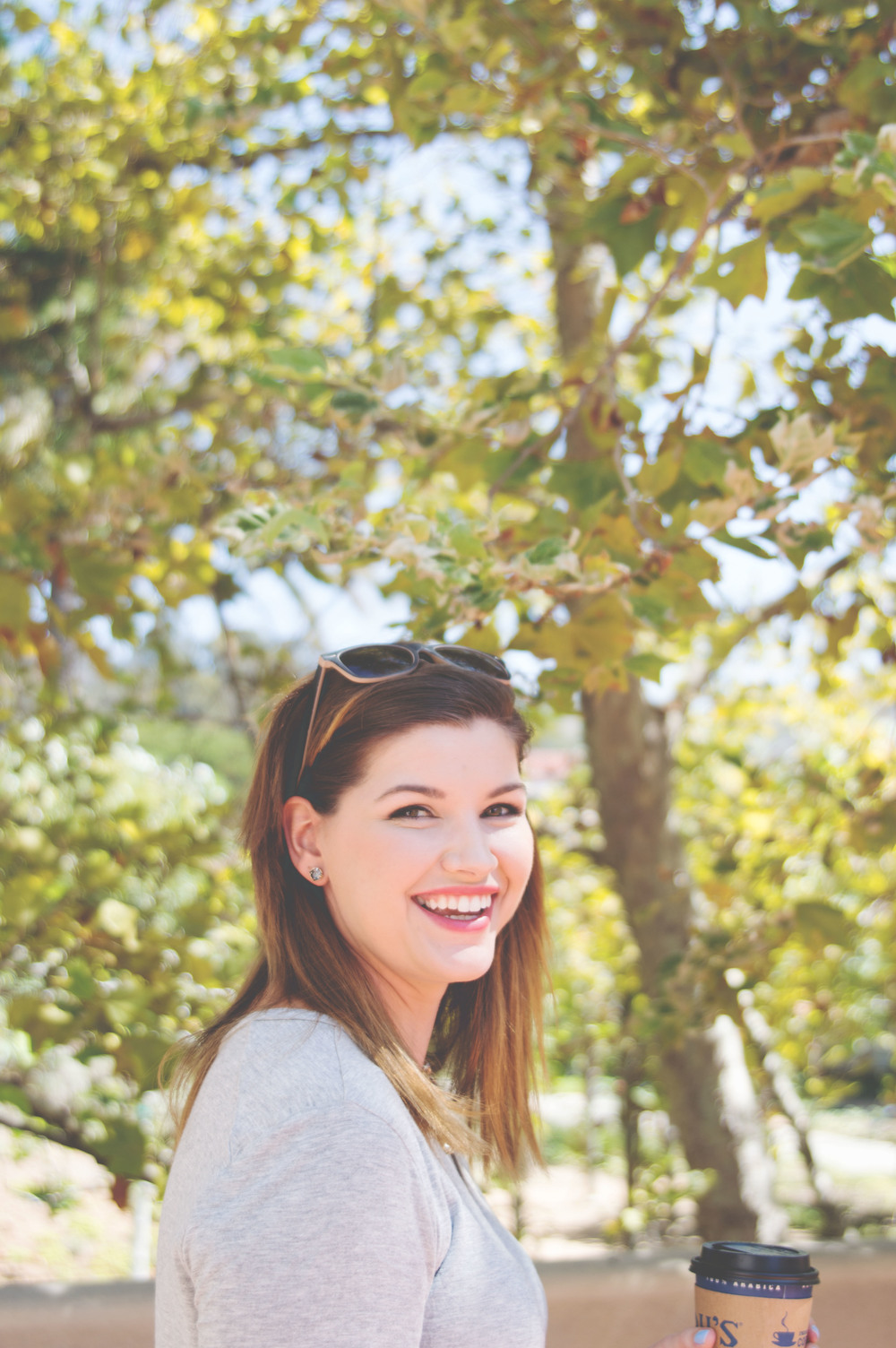 My sister-in-law Kristen is just the prettiest.