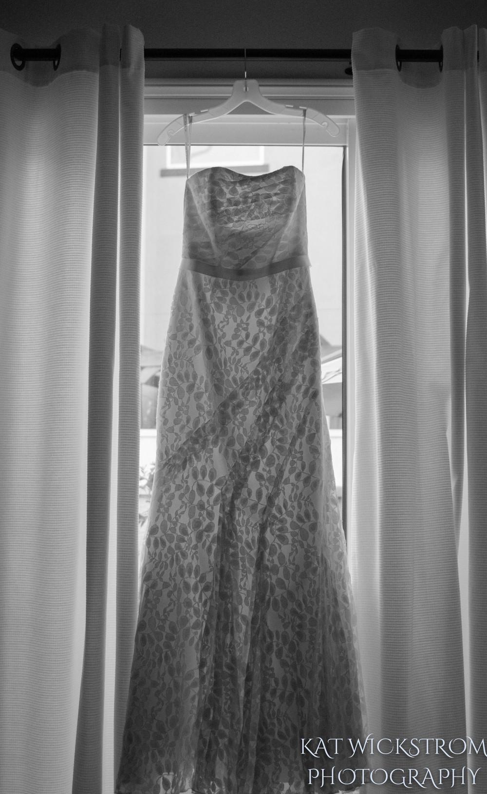 Woodland Hills CA Wedding Dress Photo