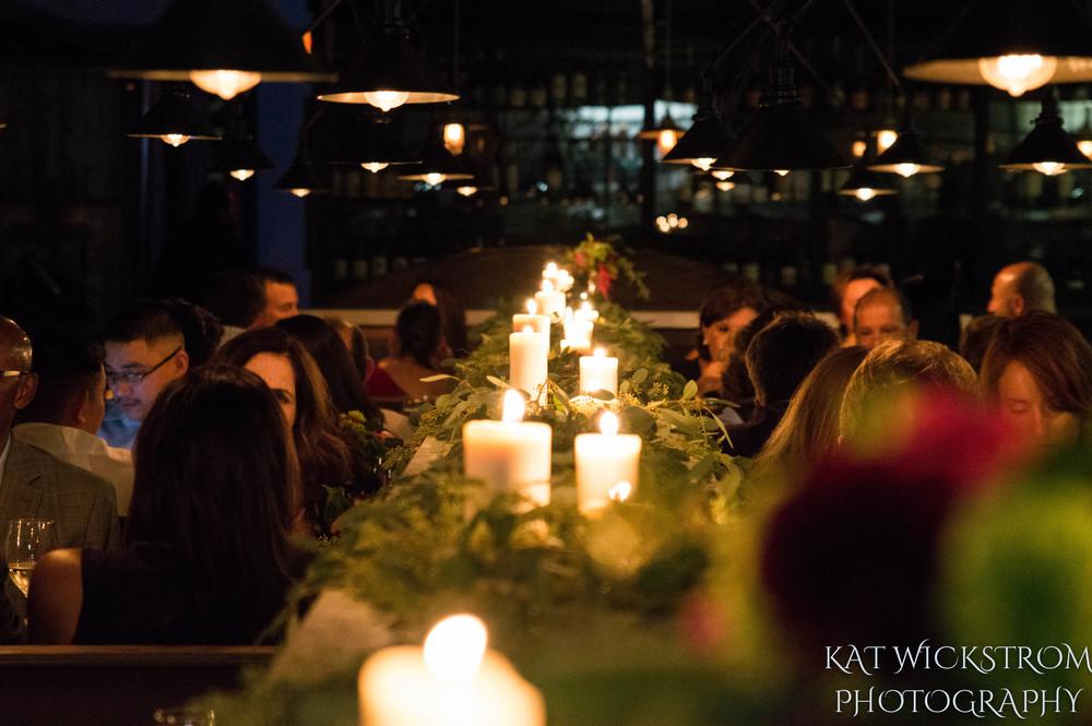 Woodland Hills Cafe Fiore Wedding Reception Venue