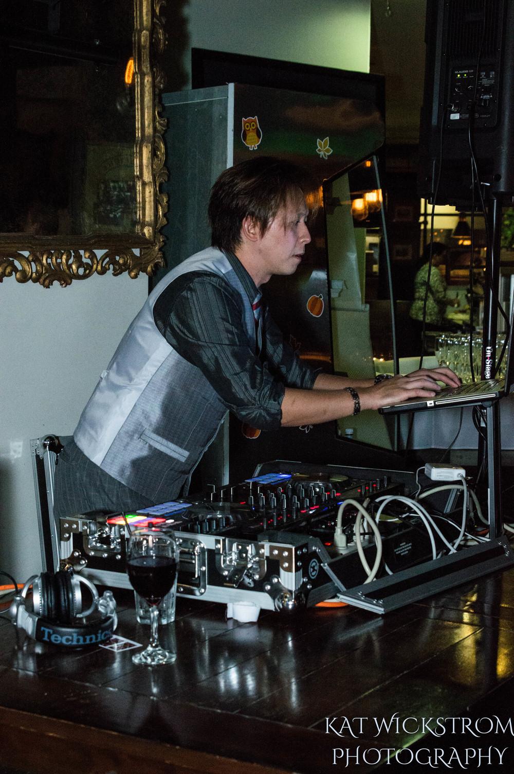 Woodland Hills Cafe Fiore Wedding Reception DJ