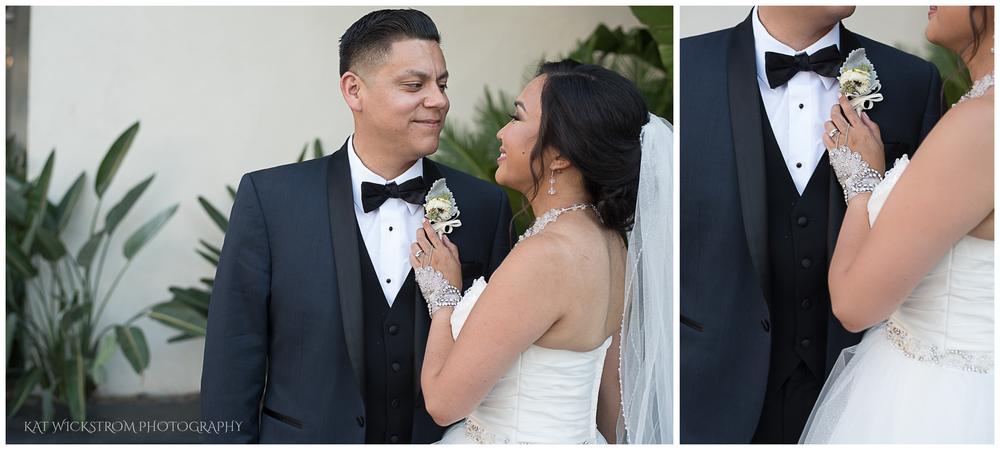 Anaheim Purple Wedding | Sandie + Mike — Kat Wickstrom Photography