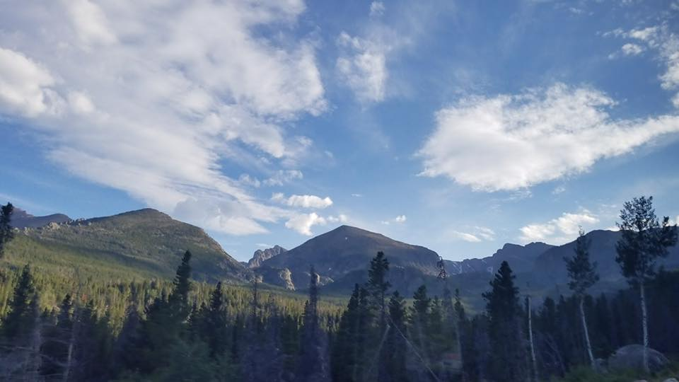 Rocky Mountain National Park - Taken by Josh