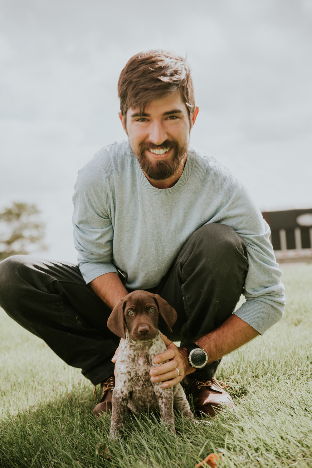 Male German Shorthaired Pointer Names