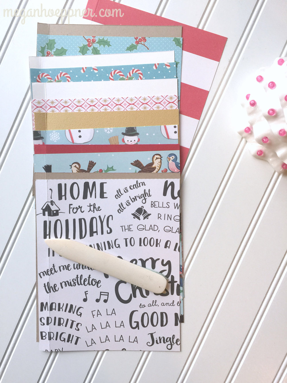 Turn A Favorite Storybook Into A Cherished Holiday Scrapbook Megan