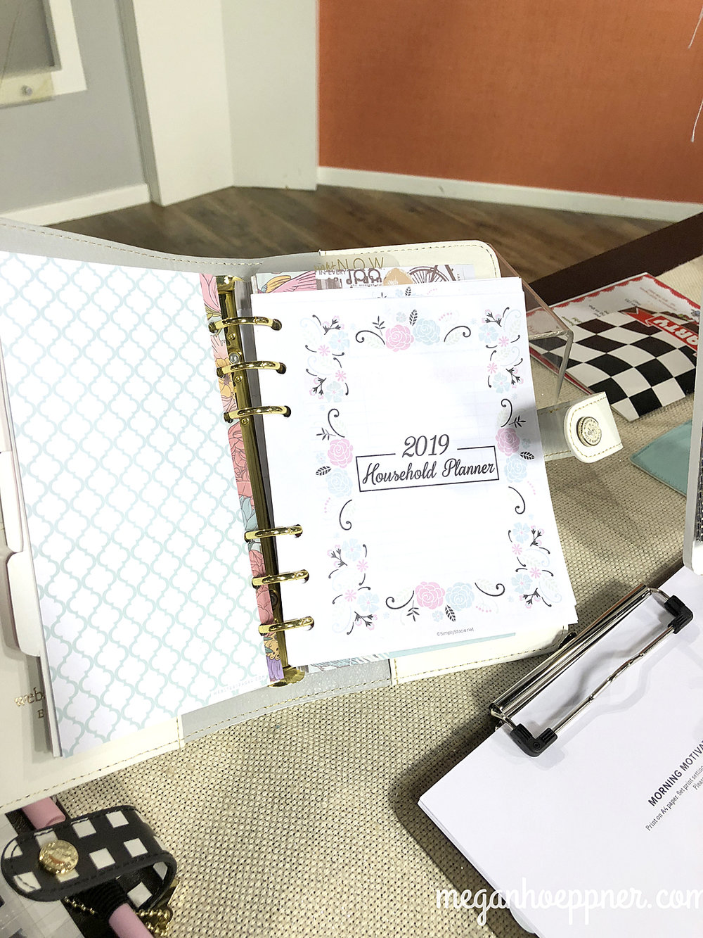 free planner insert pages