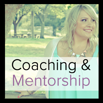Coaching and Mentorship