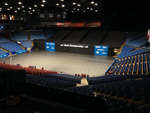 University of Dayton Arena - Dayton, OH WGI World Championships