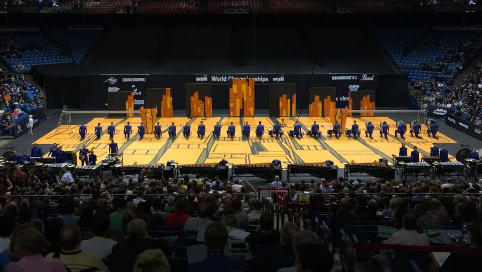 "Gateway Indoor 2015 - ""Leap of Faith"" WGI Championships PIW Finals - April 11, 2015"