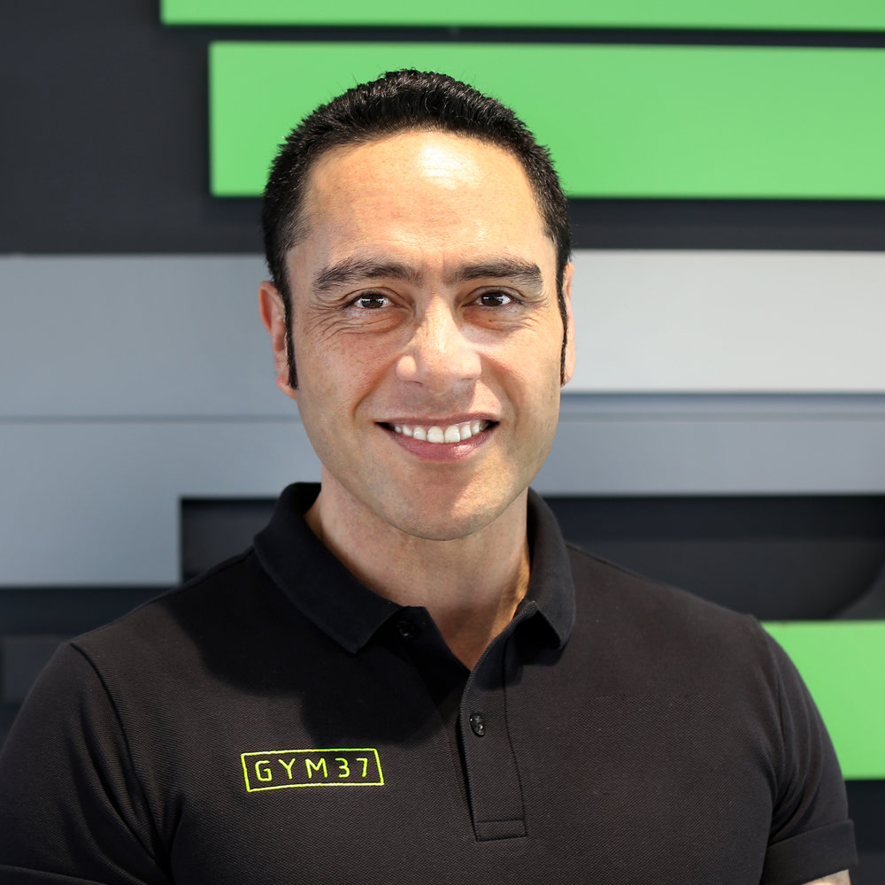 Thomas Rapana   Gym Manager