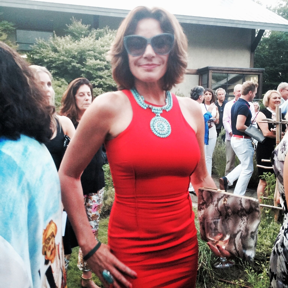 'Countess' LuAnn de Lesseps from Real Housewives of New York