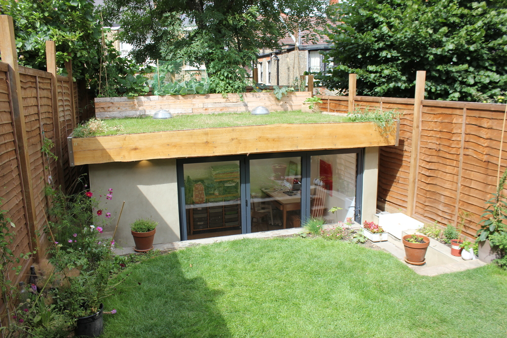 Garden studio project haringey london garden offices for Garden studio uk
