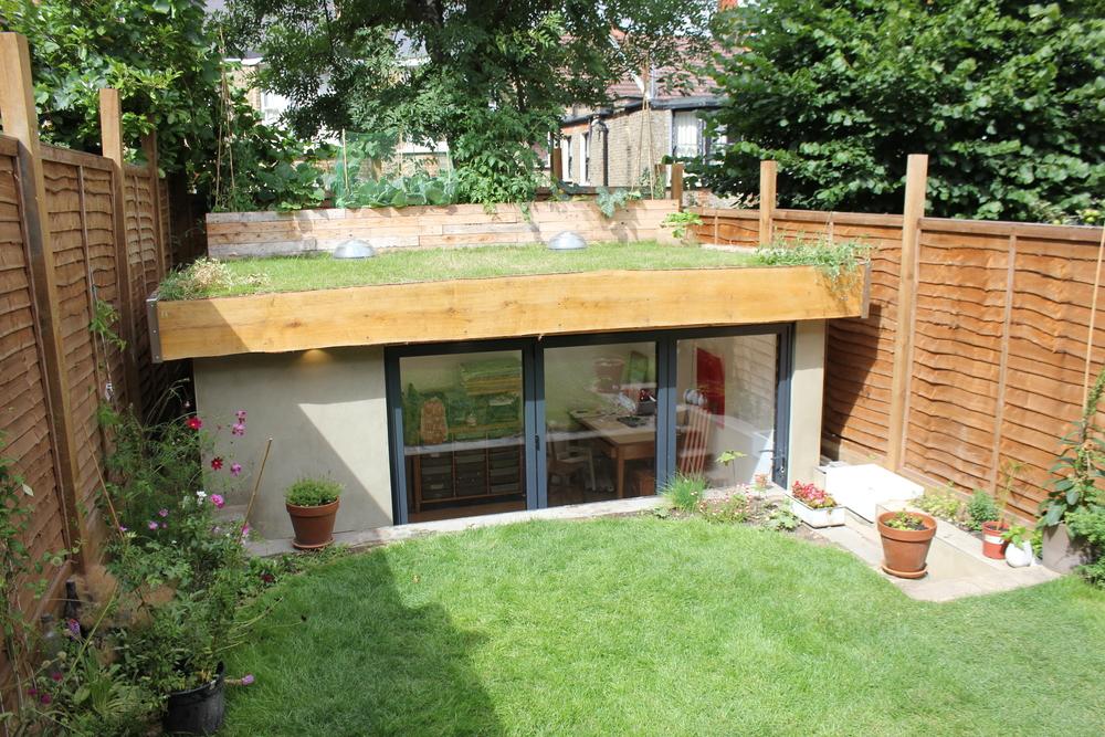 Garden studio project haringey london garden offices for Garden studio uk