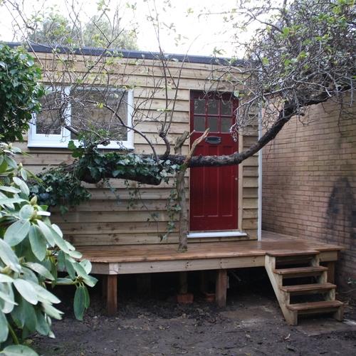 Timber Garden Cabin
