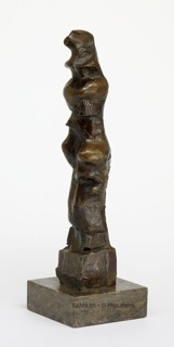 Henry Moore (1898-1986) Upright Motive 1968
