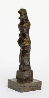 Henry Moore (1898-1986) Upright Motive 1968
